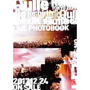 Live Tour 2017 Final ZeppDIVERCITY LIVE Photo book「Re:birth」