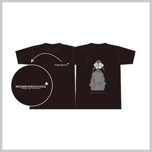 Tシャツ「モンシロチョウ」