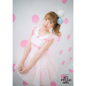 AYA UCHIDA LIVE2017 ICECREAM GIRL L判ブロマイド2枚セットB