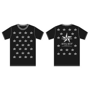 ノーティカルスターTシャツ(BLACK)