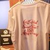【数量限定】第二弾!!15th anniversaryメッセージ Tシャツ