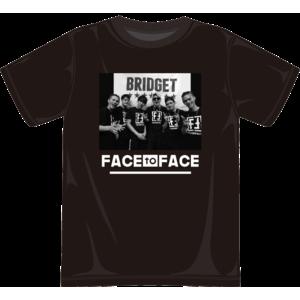 BRIDGET LIVE TOUR 2018 ファイナル限定Photo T シャツ