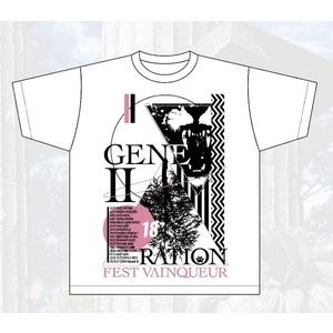 TOUR「GENERATION2」TシャツWT