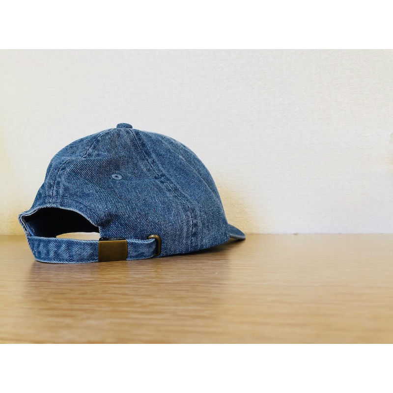 LOW CAP / DENIM