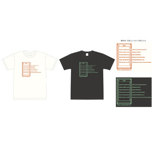 【NRC OFFICIAL WEBSITE 開設記念】Tシャツ