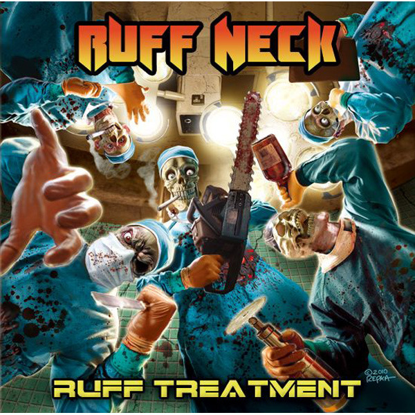 RUFF NECK 『RUFF TREATMENT』[RRR-1012]