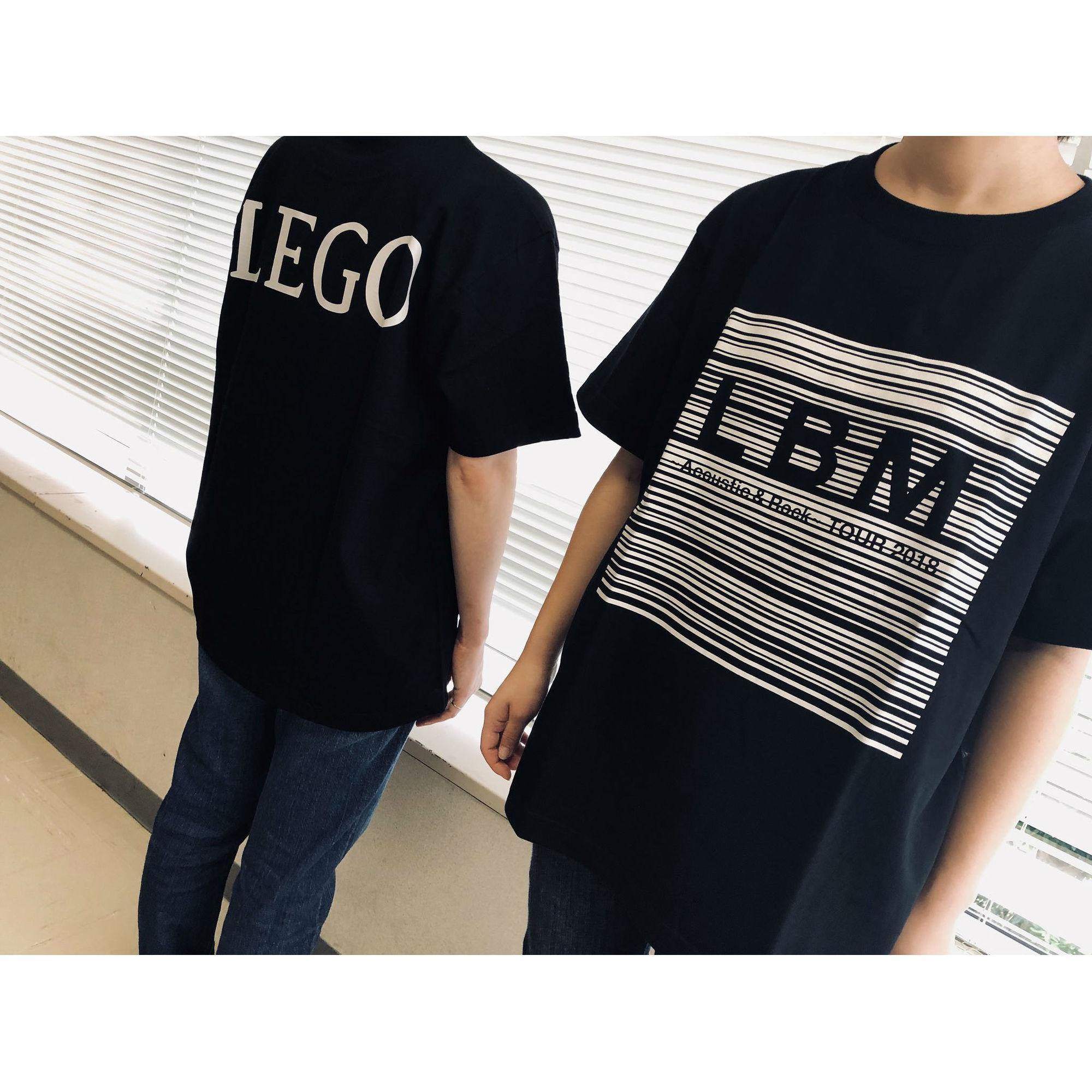 Staff T-Shirt / BLACK