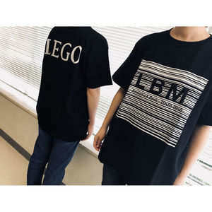 Staff T-Shirt / BLACK