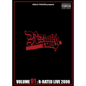 R-RATED TV VOL.01 R-RATED LIVE 2006-[RRTV-0001]