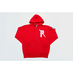 REBELS & RAIDERS HOODIE RED[RRRW-0008]