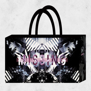 ショップバッグ un-MISSING TOUR GOODS