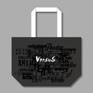 VersuS不織布トートバッグ