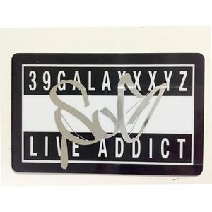 39GalaxxxyZ会員カード