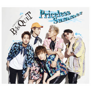 Priceless summer【CD+DVD】