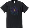 オリジナル Tシャツ(BLACK×PURPLE)