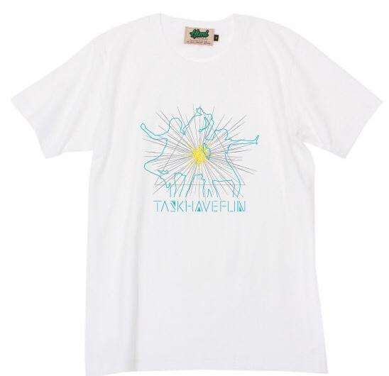 オリジナル Tシャツ(WHITE×GRAY)