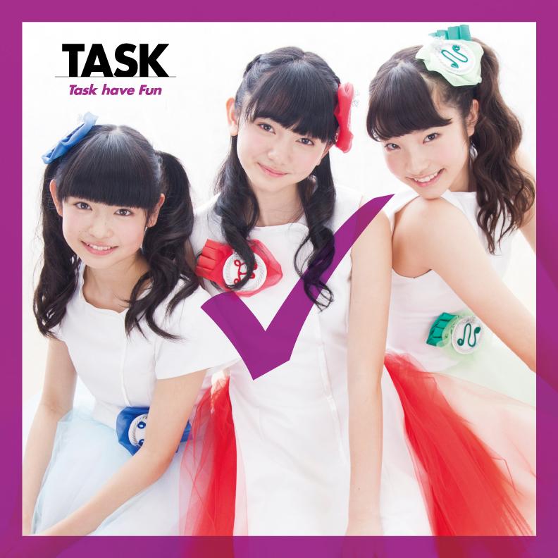 1st Single『TASK』