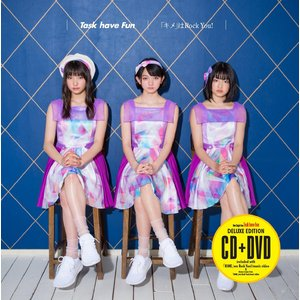 7th Single『「キメ」はRock You!』 CD盤+DVD盤