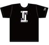 結成2周年記念東名阪ツアーTシャツ(BLACK)