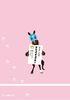 オジュウチョウサン号 クリアファイル(ピンク)