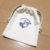The Drawstring Bag/巾着袋