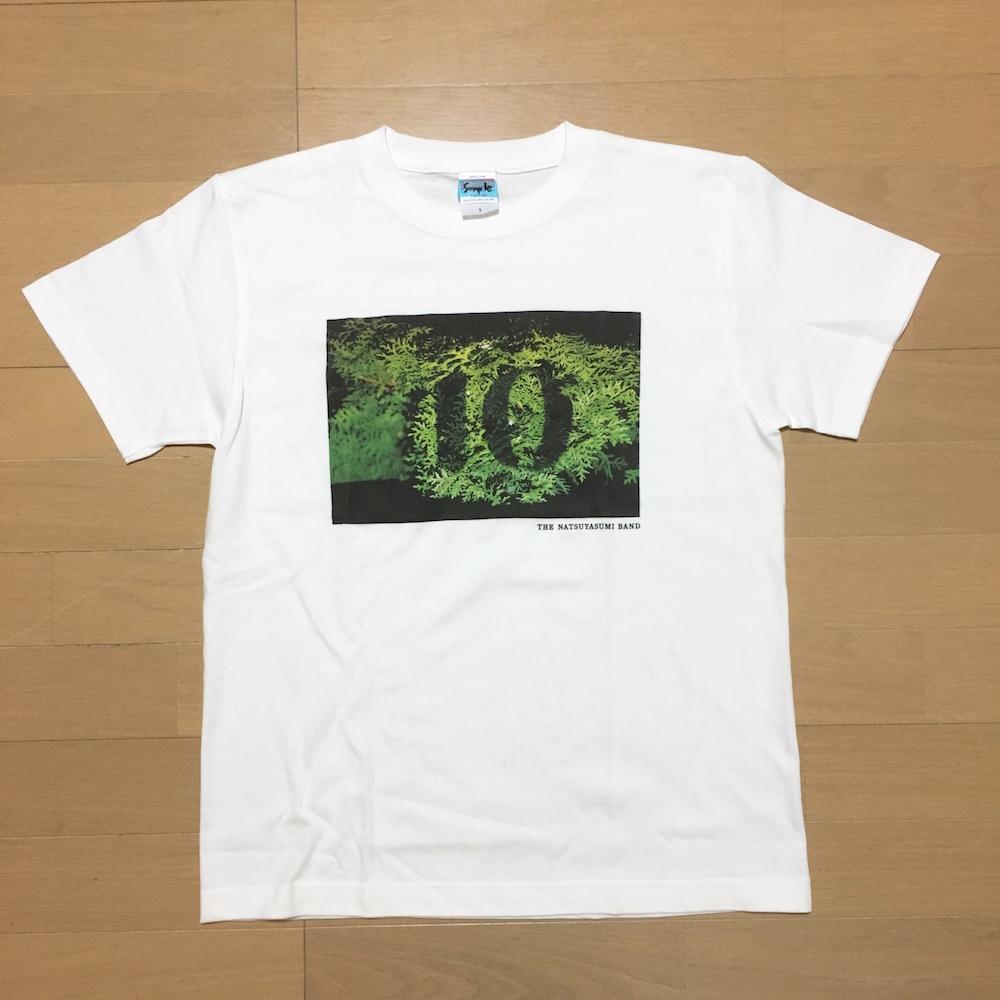 10周年Tシャツ 白