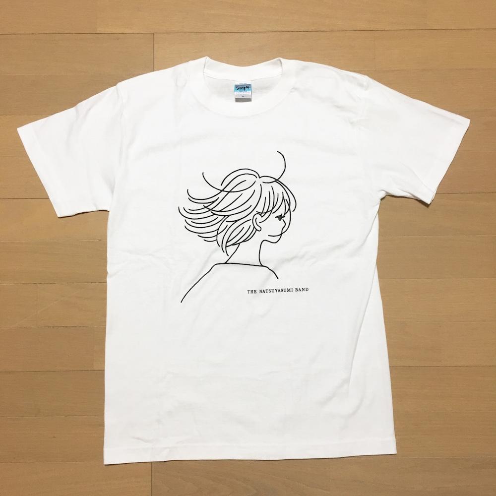 女の子Tシャツ 白