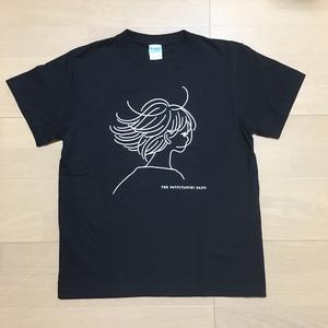 女の子Tシャツ 黒