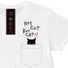 Not CUT But CAT! Tシャツ