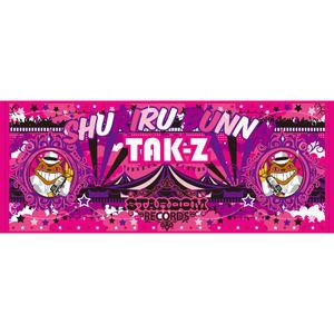 TAK-Zタオル(シュリナイ限定カラー)