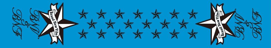 NEWマフラータオル(BLUE)