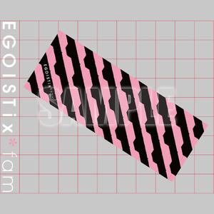 フェイスタオル 「Continuty Stripes」