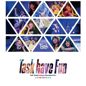 1st Blu-ray『Task have Fun 2nd Anniversary Oneman Live at YAMANO HALL』