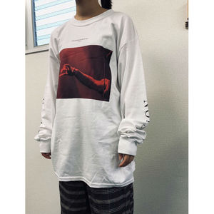 Long T-Shirt / WHITE