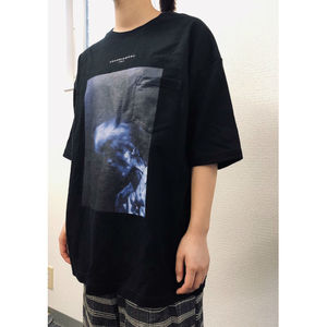 Big T-shirt / BLACK