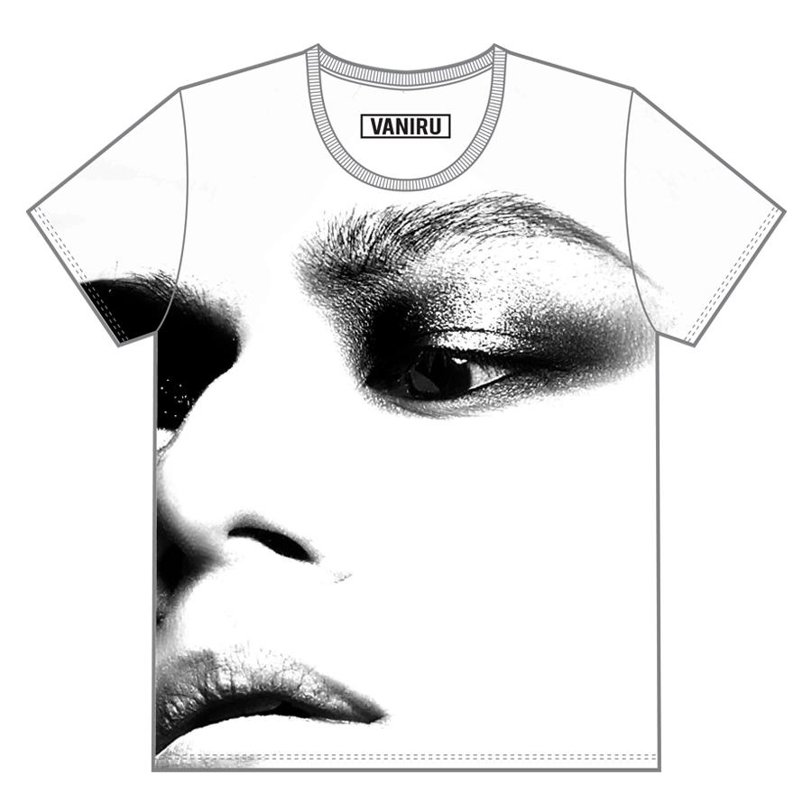 LEONEIL FACE T-shirts(Ladies')