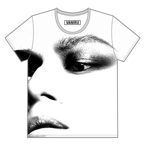 LEONEIL FACE T-shirts(Ladies')