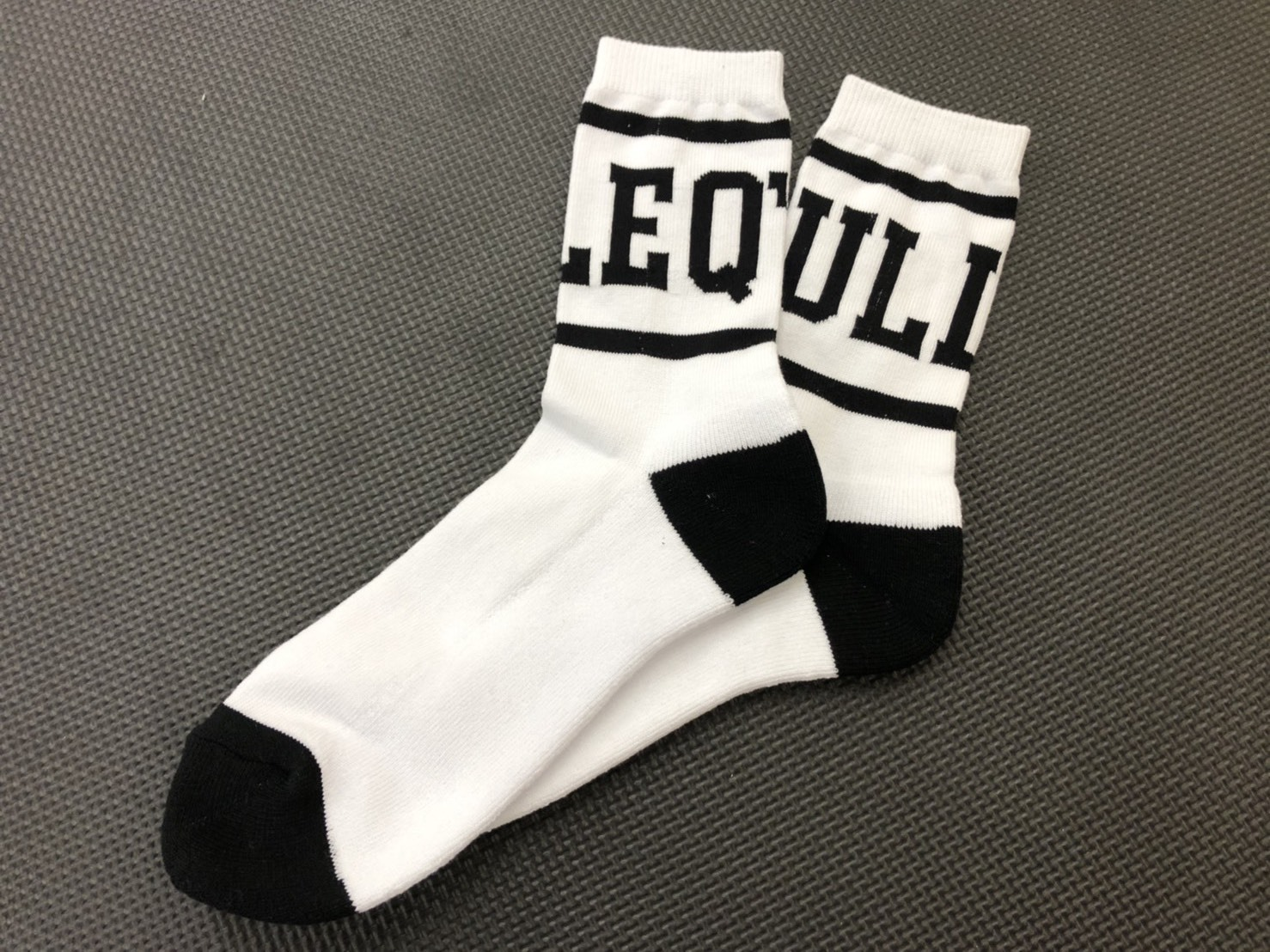 我武者羅 socks