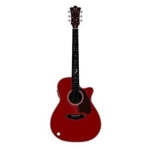 伊勢正三 ギターキーホルダー Terry's Terry