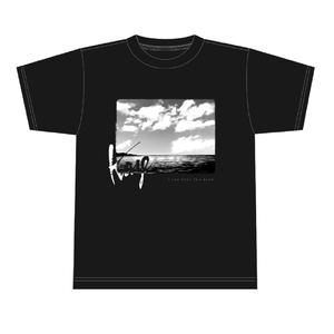 伊勢正三 2018Tシャツ<Kaze>【BLACK】