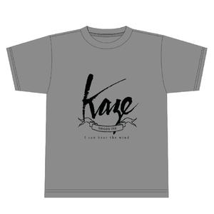 伊勢正三 2018Tシャツ<Kaze>【GRAY】