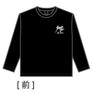 伊勢正三 2019 Re-bornロングTシャツ【BLACK】