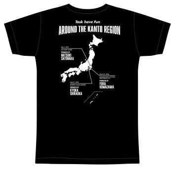 結成3周年記念3のキセキ ツアーTシャツ(東京)