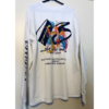 13th Anniversary Long T-Shirt / WHITE