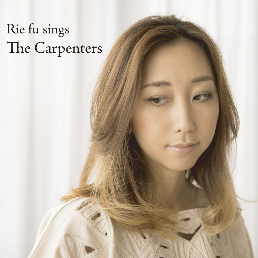 "CD Album ""Rie fu sings the Carpenters"""