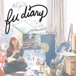 "CD Album ""fu diary"""