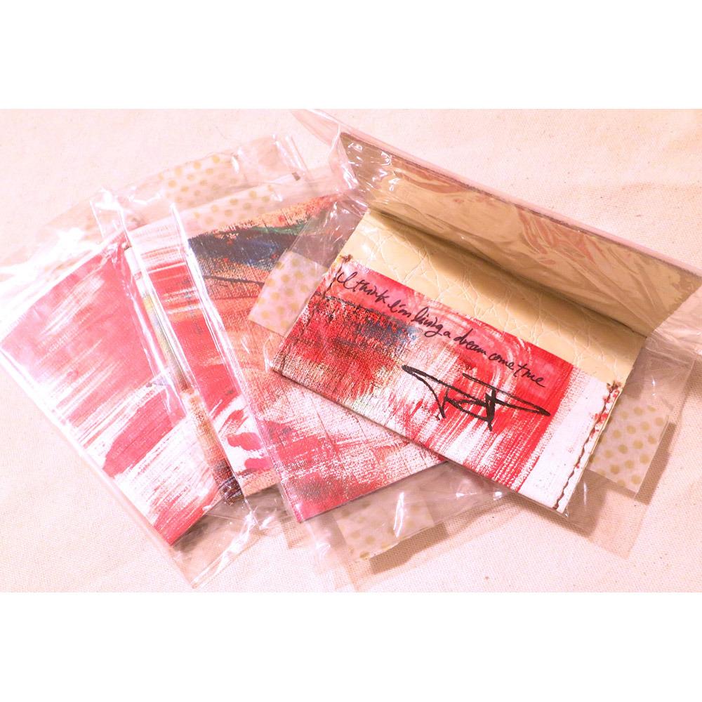 fu fes x BIN to World カードケース