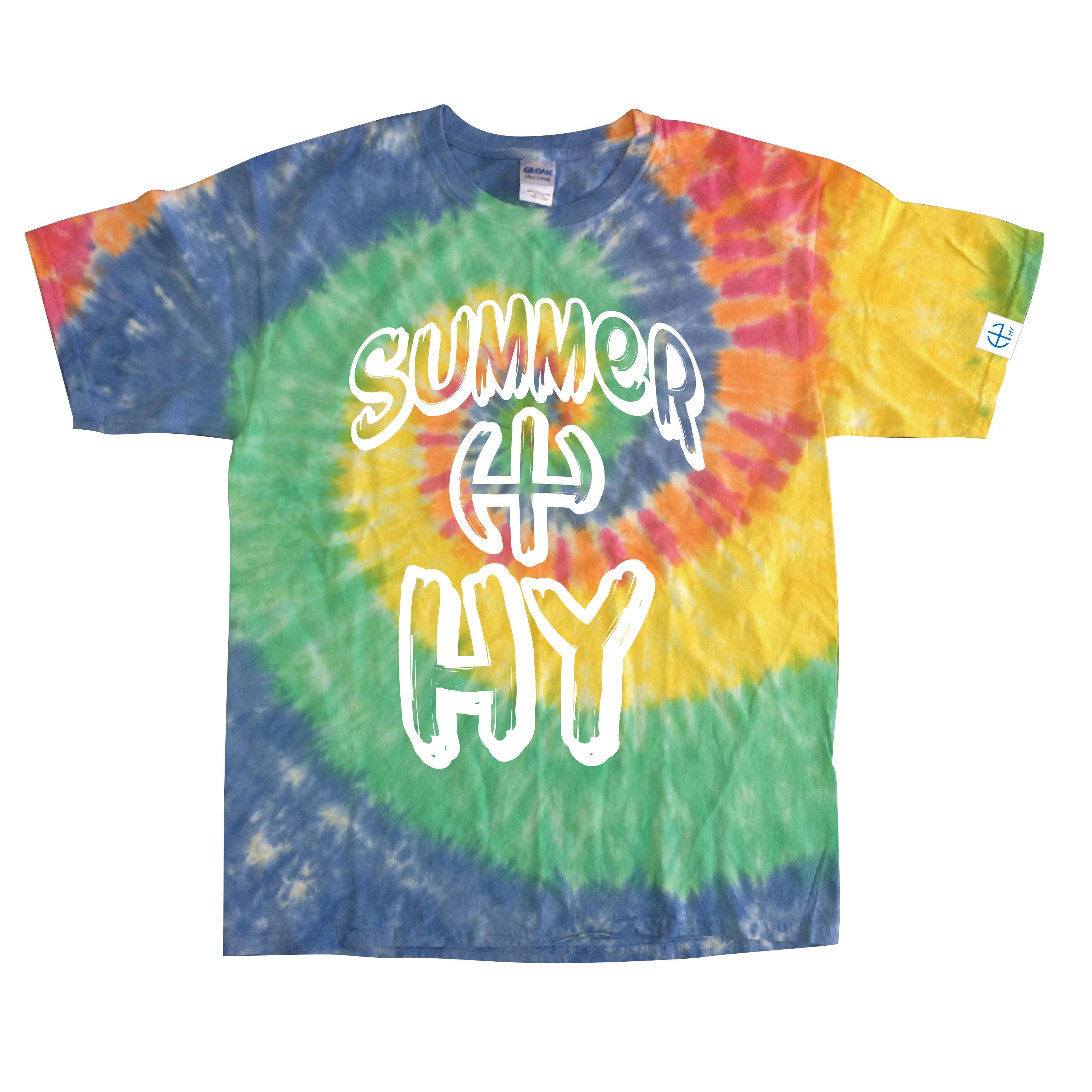 トロピカル SUMMER Tシャツ