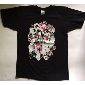 Nouvelle Tシャツ(黒)