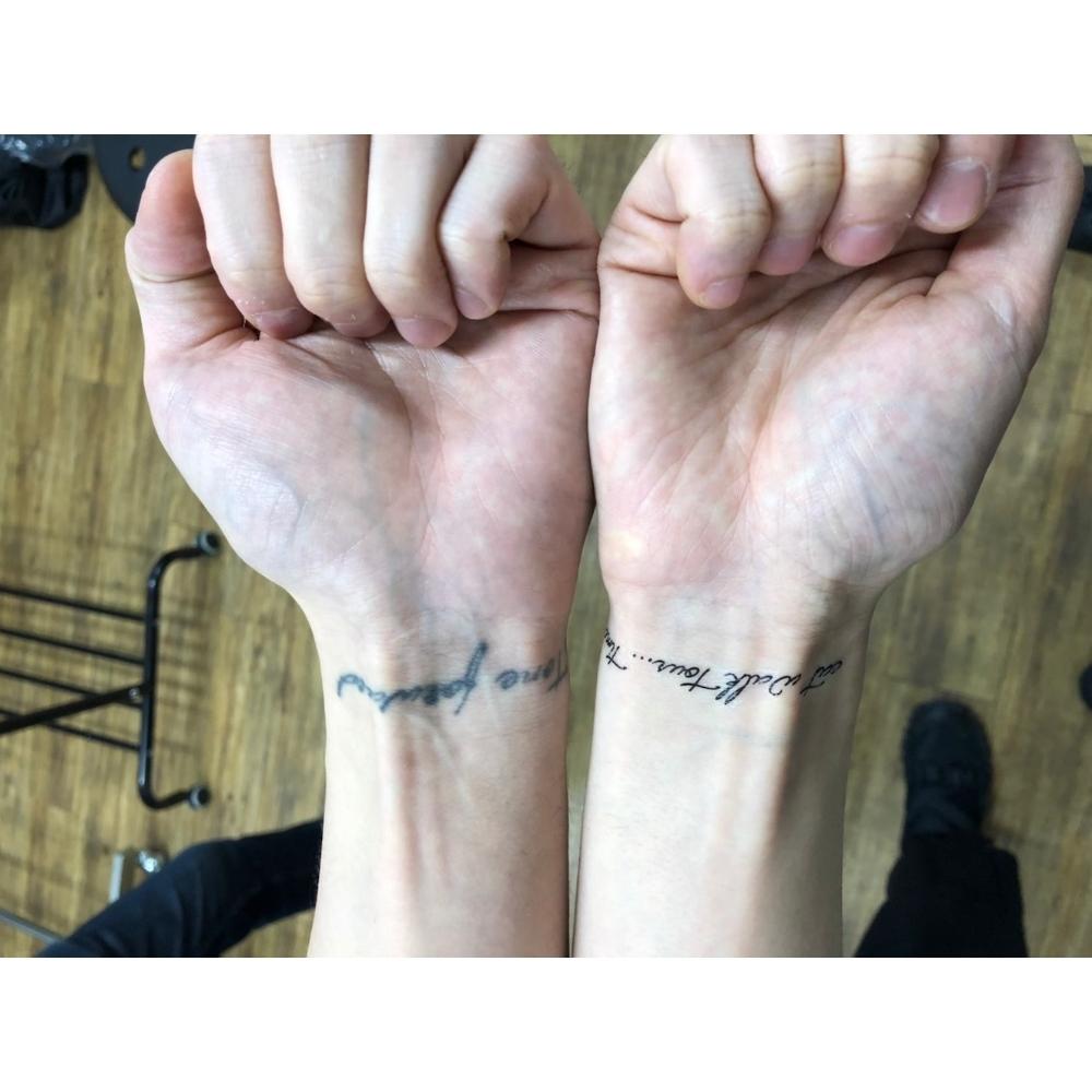 KEITH Tattoo Seal